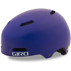 Giro Dime FS Kask rowerowy Dzieci, matte purple